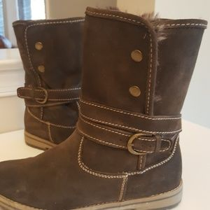 Other - Brown Girls Boots